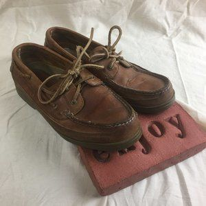 Sperry Top-Sider Leather Loafers Boat Shoes 2-Eye